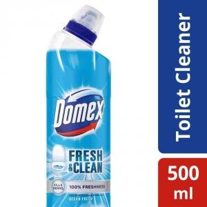 Domex Toilet Cleaning Liquid Ocean Fresh 500 ml