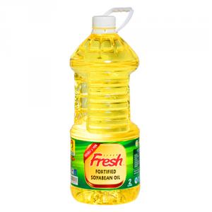 Fresh Soyabean Oil (2 Ltr)