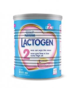 Nestle LACTOGEN 2 Follow up Formula With Iron (6 months+) TIN