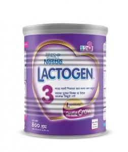 Nestle LACTOGEN 3 Follow Up Formula (12 Month+) TIN