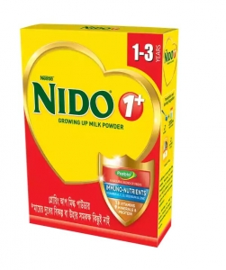 Nestle Nido Growing Up 1+ Protection Milk Bib