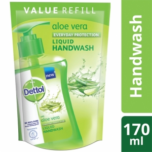 Dettol Handwash Aloe Vera Liquid Soap Refill