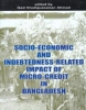 Socio-Economic and Indebtedness-Related Impact of Micro-Credit in Bangladesh