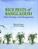 Rice Pests of Bangladesh Their Ecology and Management