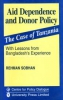 Aid Dependence & Donar Policy: The Case of Tanzania with Lessons from Bangladesh's Experience
