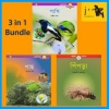 "Jaago Foundation: "" 3 Pieces Of Books Bundle"" For Zakat Campaign"