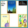 "One Degree Initiative Foundation ""3 Children & Teen Fiction Books Bundle Offer"" For Zakat Campaign"