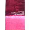 Shakespeare A Very Short Introduction