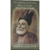 The Lightning should have fallen on Ghalib