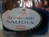 Blanket Saudia Spain