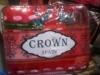 Blanket Crown Spain