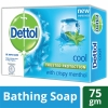Dettol Soap Cool Bathing Bar Soap 75gm