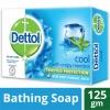 Dettol Soap Cool Bathing Bar Soap 125gm