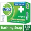 Dettol Soap Original Bathing Bar Soap 125gm