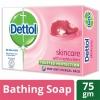 Dettol Soap Skincare Bathing Bar Soap 75gm