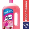 Lizol Floor Cleaner Floral Disinfectant Surface Cleaner 975ml